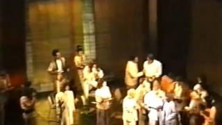 Chess - Original Broadway Cast June 25, 1988 (Final Show)