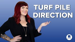 Turf Pile Direction - What to Know When Installing Turf