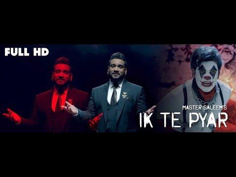 IK TE PYAR LYRICS - Master Salim