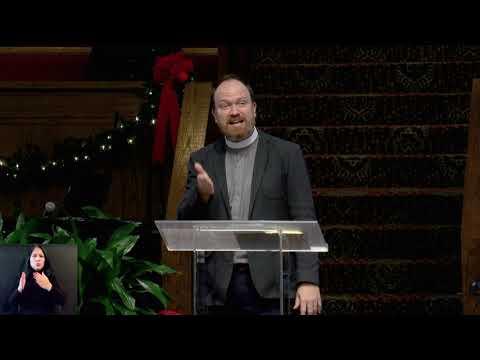 Sermon - 12/06/2020 - Pastor Shawne Brown - Christ Church Nashville