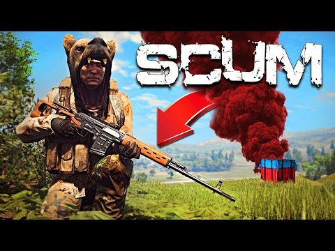 New Character + Finding Military Loot!! (SCUM Gameplay Survival) - UC2wKfjlioOCLP4xQMOWNcgg