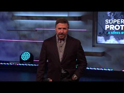 Supernatural Protection #9, Holy Spirit, Part 1 - Mac Hammond
