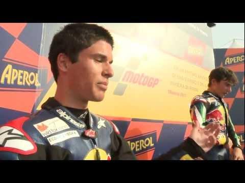 MotoGP last race - Misano, Italy - Red Bull Rookies Cup 2011 - UCblfuW_4rakIf2h6aqANefA