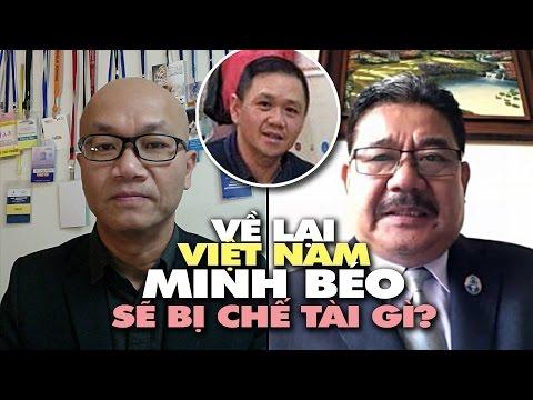 Minh Béo trở về Việt Nam sẽ gặp những chế tài gì?