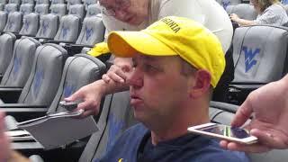 West Virginia Mountaineers Football: Sean Reagan 8/6