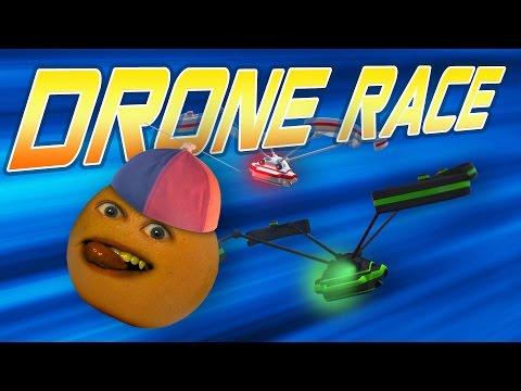 Annoying Orange - Drone Race! - UCi-5OZ2tYuwMLIcEyOsbdRA