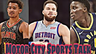 Detroit Pistons Open Season Oct 23rd At Indiana Pacers | Home Opener Oct 24th vs ATL Hawks!!!