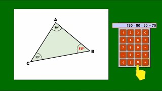 Angles in a Triangle video