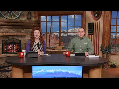 Charis Daily Live Bible Study: Mike and Carrie Pickett - Supernatural Marriage - February 16, 2021