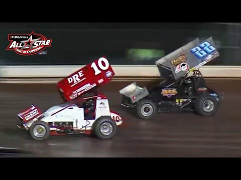 All Star Sprints Feature   Sharon Speedway 5.1.2021 - dirt track racing video image