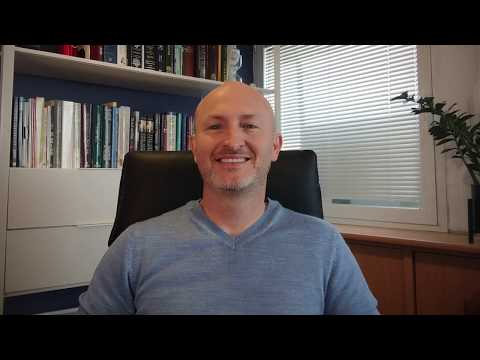 Weekly Devotional with Pastor Chad Part 1