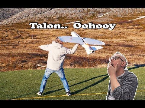 X-Uav Talon FPV Plane - Second flight and some Mavic Air clips - UCz3LjbB8ECrHr5_gy3MHnFw
