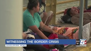Local Heart to Heart group reflects on the border crisis