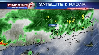 Weather Now:  Much more comfortable on Sunday