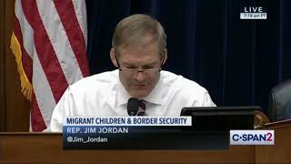 Rep. Jim Jordan Calls Out Dems For Denying Border Crisis For Months