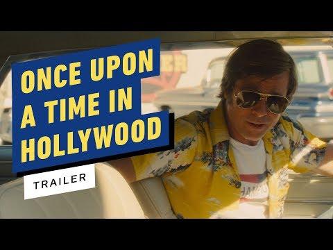 Once Upon a Time in Hollywood Trailer (2019) Leonardo DiCaprio, Brad Pitt - UCKy1dAqELo0zrOtPkf0eTMw