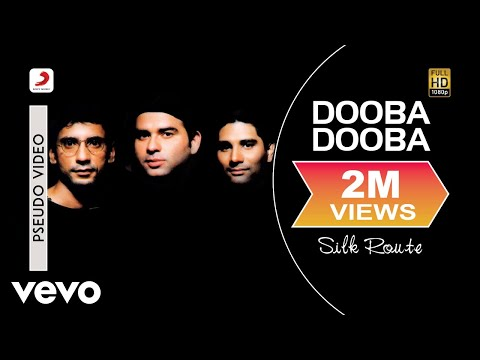 Dooba Dooba - Silk Route | Official Hindi Pop Song - UC3MLnJtqc_phABBriLRhtgQ
