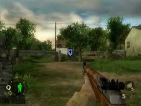 Brothers in Arms 2004 E3 Demo (part 1) - default