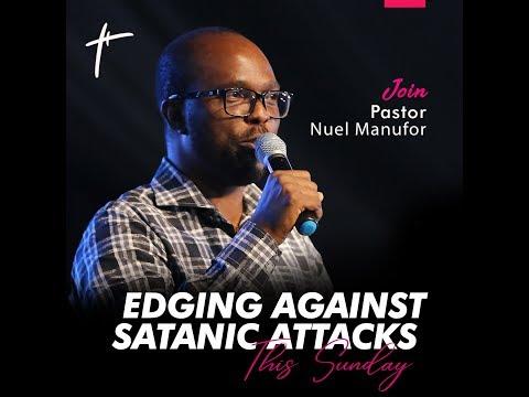 Edging Against Satanic Attacks  Pst Bolaji Idowu  Tue 13th Aug, 2019