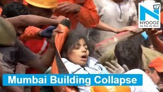 Mumbai building collapse: Death toll rises to four, over 40 feared trapped