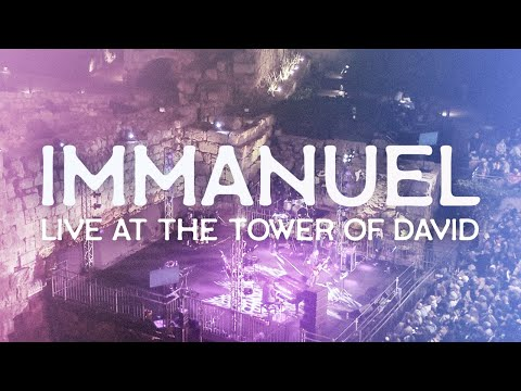 Immanuel (Live at the Tower of David, Jerusalem) Joshua Aaron // Messianic Worship
