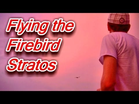 Flying the Firebird Stratos Electric RC Trainer Plane - UC-wZvgmZY5sNvXRoCm-G4TA