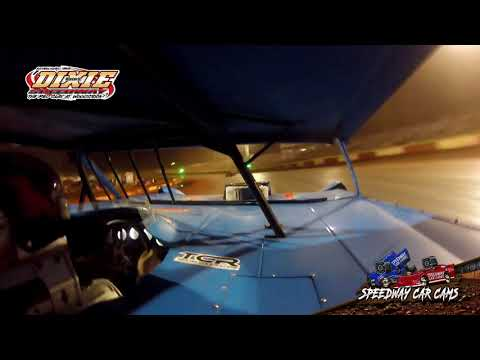 #66 Taylor Cole - Dixie Speedway 5-1-21 - 602 Sportsman - In-Car Camera - dirt track racing video image