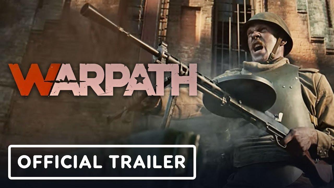 Warpath – Official Live Action Cinematic Trailer