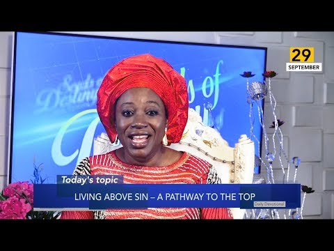 Dr Becky Paul-Enenche - SEEDS OF DESTINY  SUNDAY 29TH SEPTEMBER, 2019