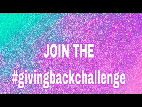 💕🤩ENTRY #15 TO THE #givingbackchallenge #lorisabbagh #thankful 💕February 11, 2021