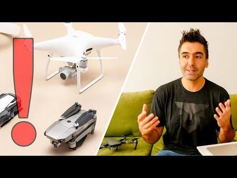 The State Of DJI Drones In 2019: Mavic Mini Update!