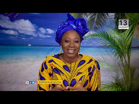 Dr Becky Paul-Enenche - SEEDS OF DESTINY  TUESDAY 13TH AUGUST, 2019