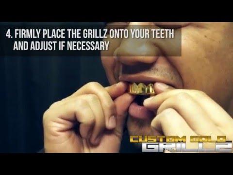 Custom Gold Grillz - Channels Videos | AudioMania lt
