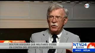 Bolton reconoció que Maduro ha durado más en el poder de lo que EEUU quería