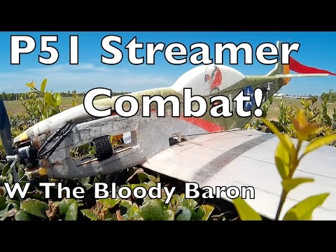 Dog Fight Streamers Bloody Baron vs P-51 Mustang - UCTa02ZJeR5PwNZK5Ls3EQGQ