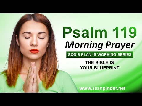 The BIBLE is Your BLUEPRINT - Morning Prayer