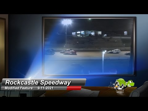 Rockcastle Speedway - Modified Feature - 9/11/2021 - dirt track racing video image