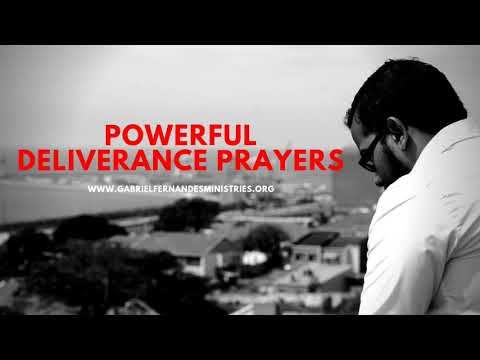 POWERFUL DELIVERANCE PRAYERS WITH EVANGELIST GABRIEL FERNANDES, 19 May 2019