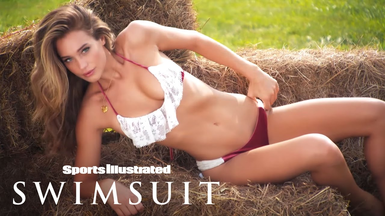 Hannah Davis Uncovered 2015   Sports Illustrated Swimsuit