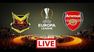 ostersunds FK vs Arsenal live stream