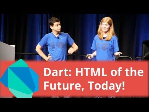 Dart: HTML of the Future, Today! - Google I/O 2013 - UC_x5XG1OV2P6uZZ5FSM9Ttw