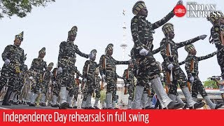 Independence Day rehearsals in full swing at Chennai's Fort St George