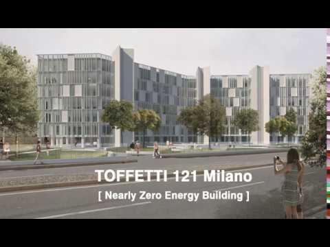 TOFFETTI 121 Office - Milan
