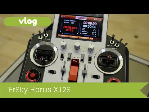 FrSky Horus X10 Quick Look and Review   f-sport lt