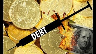Bankruptcy Job Losses Surge, De-Dollarization Warning, Lethal Doses of Debt, Coming Crash