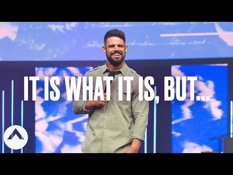 It Is What It Is, But It's Not What It Seems  Out Of The Vault  Pastor Steven Furtick