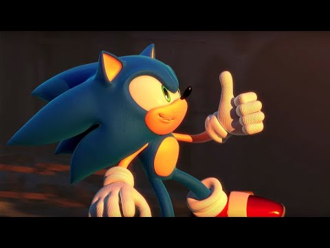 Sonic Forces: Classic Sonic Level Gameplay - TGS 2017 - UCKy1dAqELo0zrOtPkf0eTMw