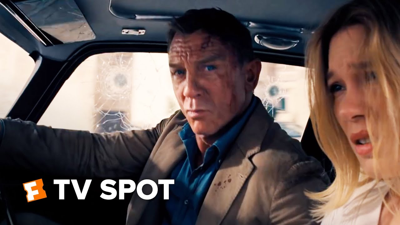 No Time to Die TV Spot – Bond is Back (2021)   Movieclips Trailers