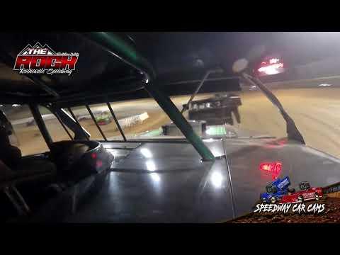 #21 JJ Brock - Open Wheel - 6-26-21 Rockcastle Speedway - In-Car Camera - dirt track racing video image