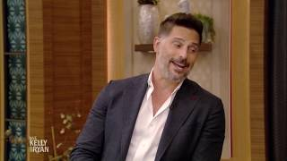 Joe Manganiello's First Date with Sofia Vergara